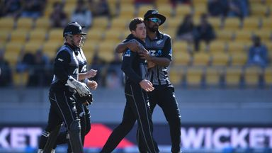 NZ vs England: 2nd T20I highlights