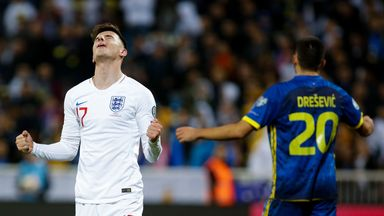 Mount: First England goal was surreal