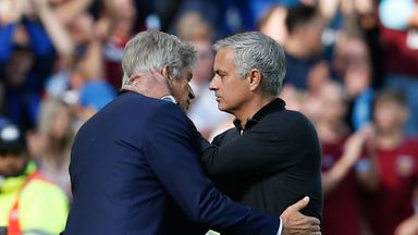 Pellegrini: Mourinho not my friend or enemy