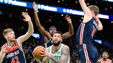 NBA Wk4: Wizards 133-140 Celtics