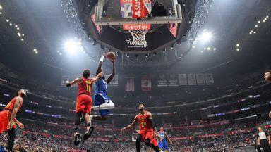 NBA Wk4: Hawks 101-150 Clippers