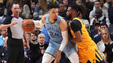 NBA Wk4: Jazz 106-107 Grizzlies