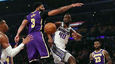 NBA Wk4: Kings 97-99 Lakers