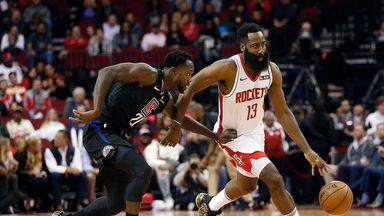 NBA Wk4: Clippers 93-102 Rockets