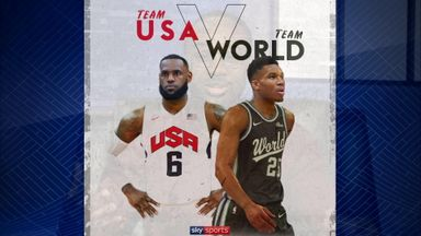Best of USA vs Best of World: Who wins?