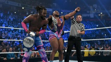 New Day win Tag Team Titles