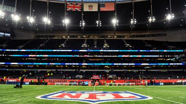 London 'in conversation' for NFL team