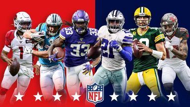 Are you ready for NFL Week Ten?