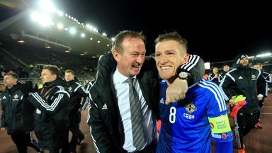 Davis: O'Neill improved Northern Ireland