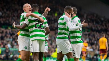 Celtic 2-0 Motherwell