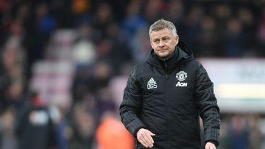 'Solskjaer best man for United'