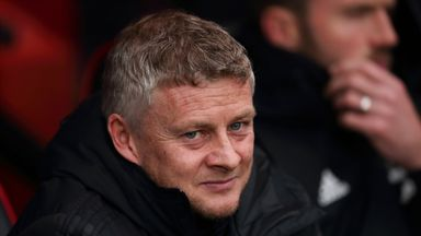 Ole: Poch availability doesn't bother me