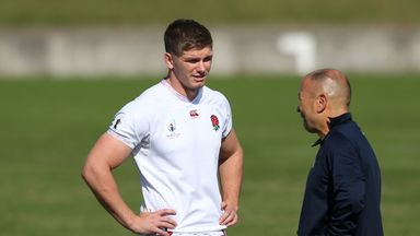 Kruis: Farrell is ultimate professional