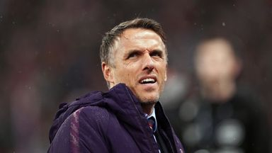 'Neville not the problem for England'