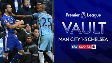 PL Vault: Man City 1-3 Chelsea (2016)