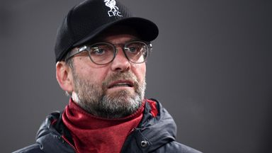 'Oh Vinny...': Klopp puzzled by question