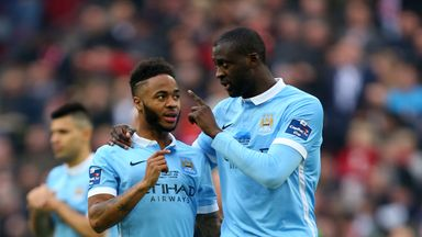 Yaya: Southgate wrong to drop Sterling
