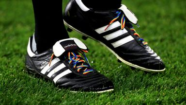 'Rainbow Laces transcends sport'