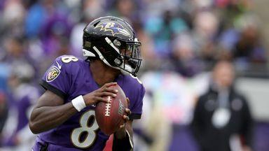 Texans 7-41 Ravens
