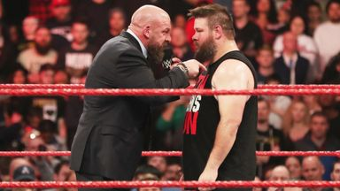 Triple H attempts to lure Owens to NXT