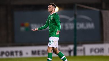 Ireland to start 'very capable' Parrott