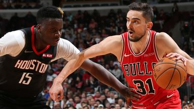 NBA Wk3: Rockets 117-94 Bulls