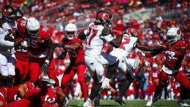 Cardinals 27-30 Buccaneers