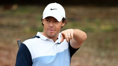 McIlroy: My best shot of the year