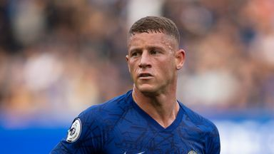Lampard: Barkley lacked professionalism