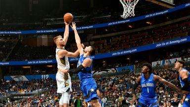 NBA Wk3: Pacers 109-102 Magic