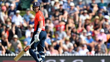 NZ vs England: 3rd T20I highlights