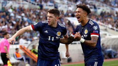 Cyprus 1-2 Scotland