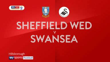 Sheffield Weds 2-2 Swansea