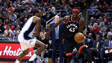 NBA Wk5: Magic 97-113 Raptors