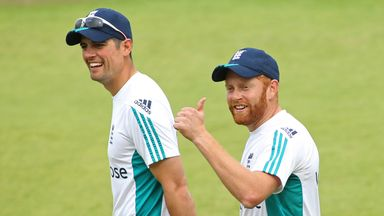 Cook: Bairstow will be back