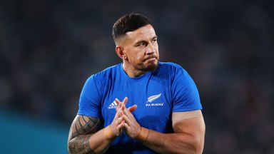 Sonny Bill: Wolfpack move not a holiday
