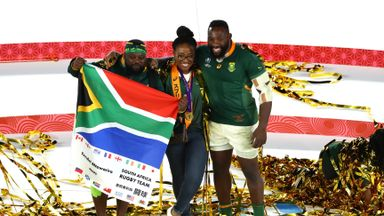 'Success can reunite South Africa'