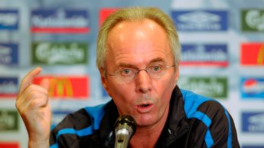 Sven: Sterling, Gomez row not a problem