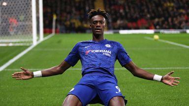 HT Watford 0 - 1 Chelsea