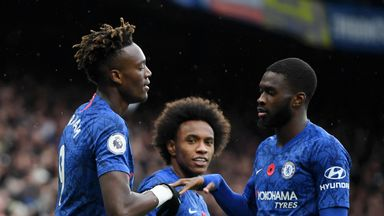Lampard: Youngsters deserve to be here