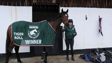 Can Tiger Roll make Grand National history?