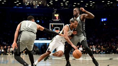 NBA Wk5: Pacers 115-86 Nets