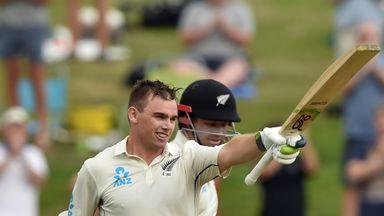 NZ vs England: T2 D1 highlights