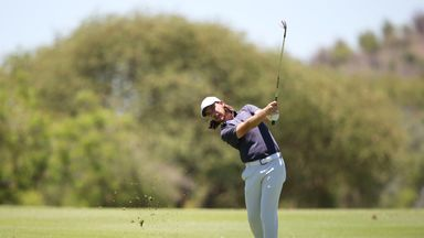 Fleetwood moves into Nedbank contention