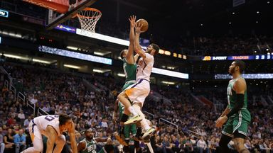 NBA Wk5: Celtics 99-85 Suns