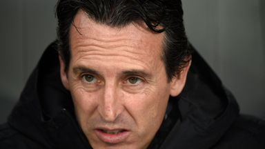 Arsenal fans voice Emery frustrations