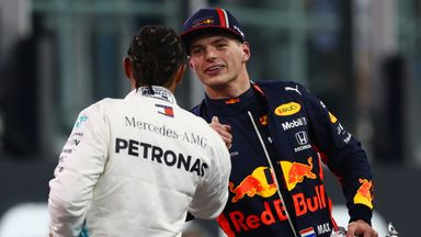 Verstappen: Mercedes are dominant
