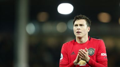 Lindelof out, Pogba to return in December