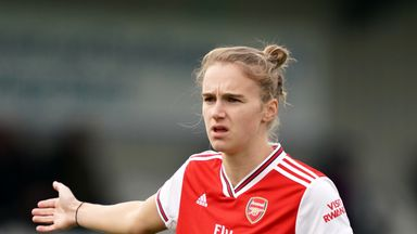Miedema: Plaudits make me feel awkward