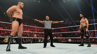 Imperium attack Rollins!
